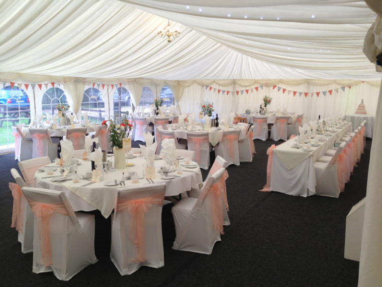 Maidmans Wedding Marquee Hire