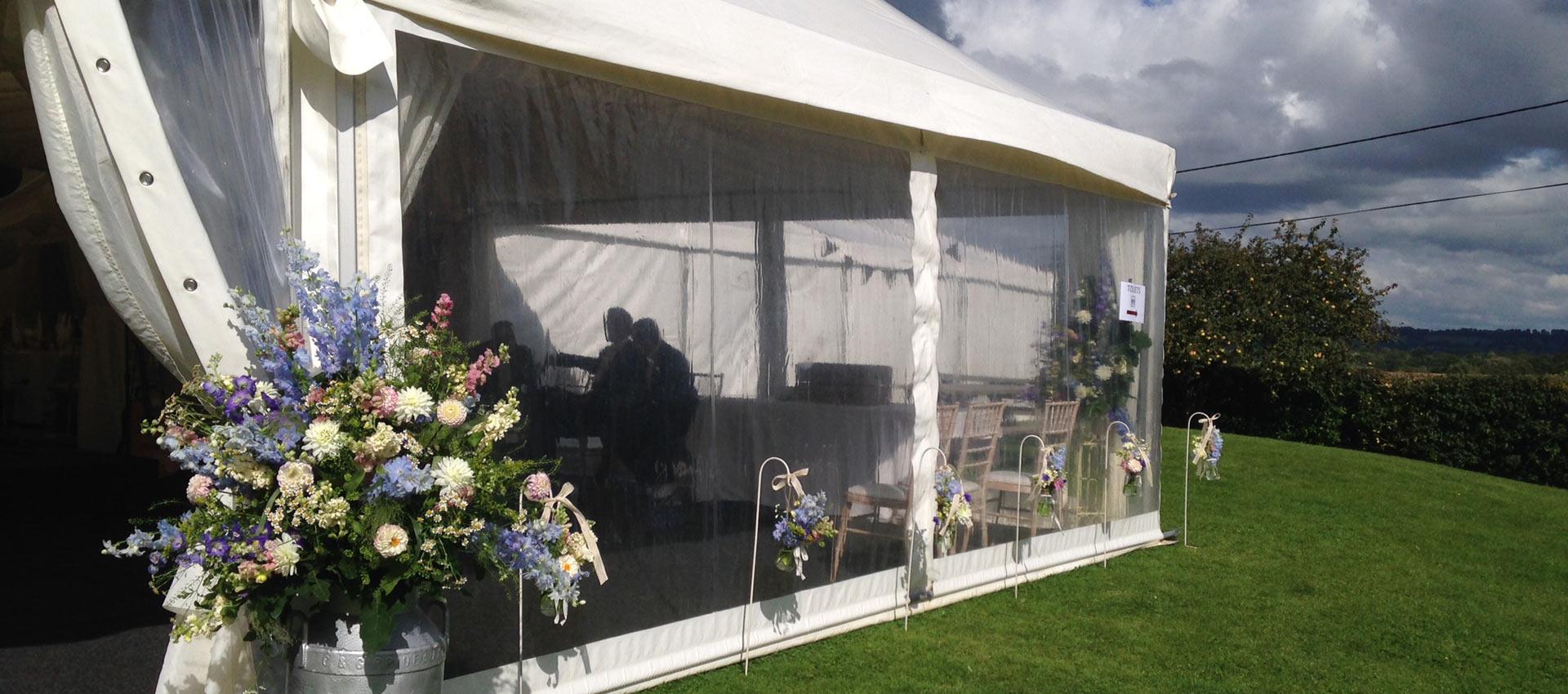 Summer-wedding-marquee