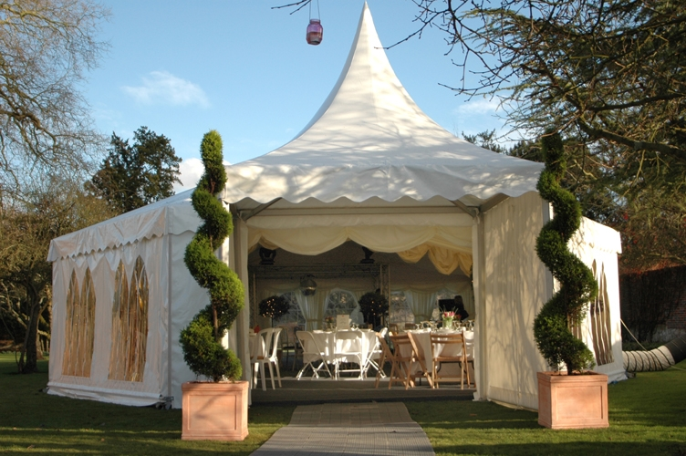 Fully Furnished Marquees
