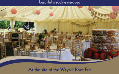 Weyhill Wedding Fayre and Bridal Boot Sale