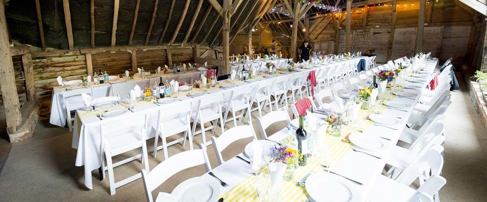 Barn Weddings and Furniture Hire