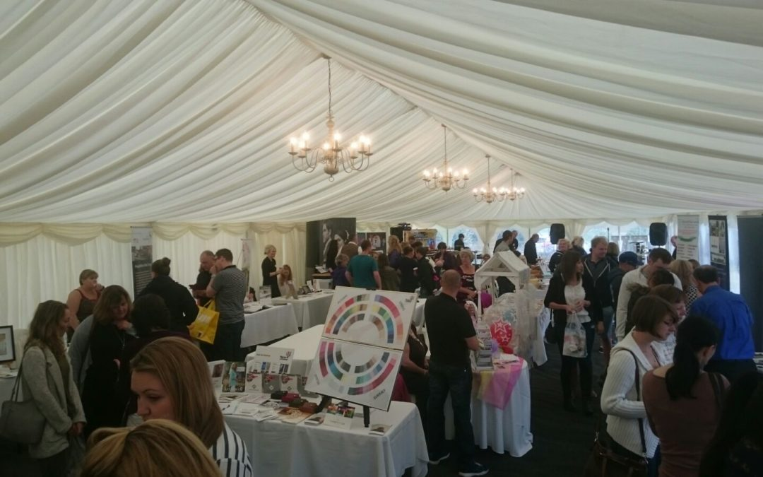 Weyhill Wedding Fayre 2018, Hampshire