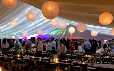 What to consider when planning a Marquee Wedding!