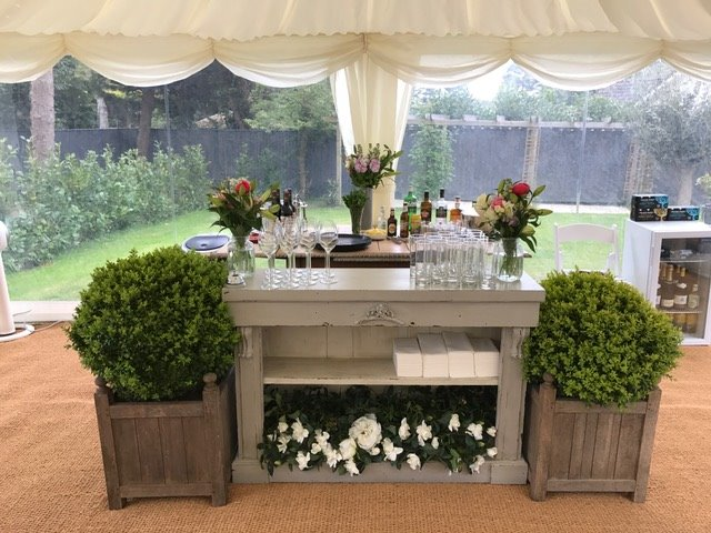 Marquee flooring – the options!