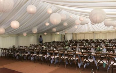Why Choose a Marquee Wedding?